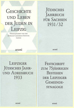 Geschichte und Leben der Juden in Leipzig