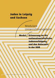 Erinnerung an die nationalsozialistische Judenverfolgung und den Holocaust in der DDR