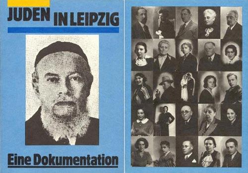 Juden in Leipzig - Eine Dokumentation
