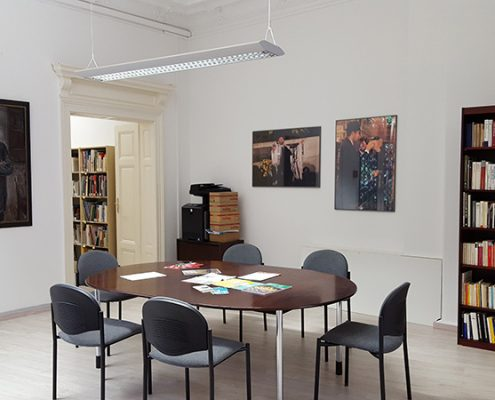 Renovierung der Büroräume