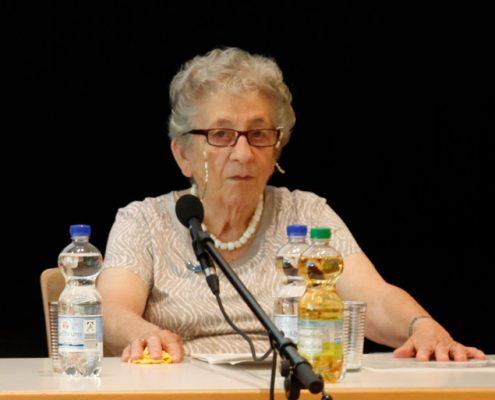 Steffi Segerman, geborene Bamberger