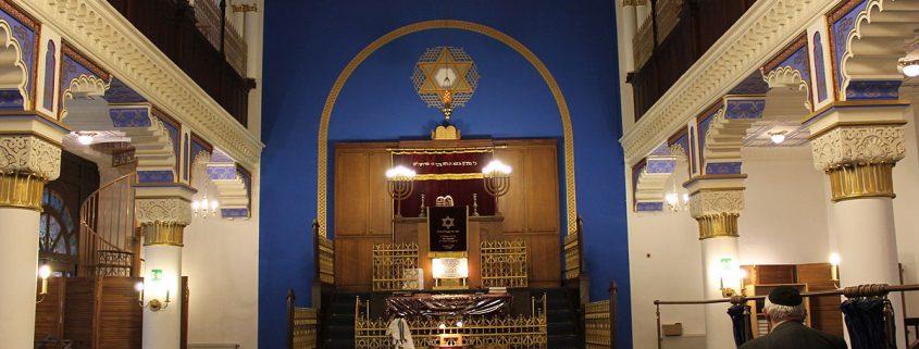 Gemeindesynagoge, Keilstraße 4, Leipzig