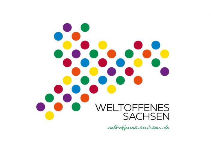 Logo Weltoffenes Sachsen